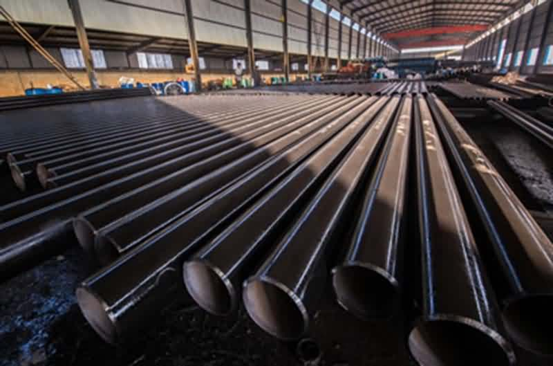Seamless Steel Pipe ASTM A179, ASTM A192, ASTM A210