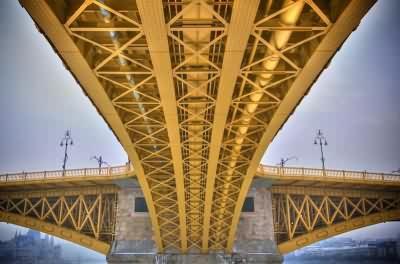 Bridge Building Steel Plate