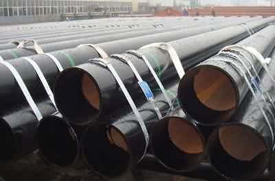 ERW Steel Pipe ASTM A53