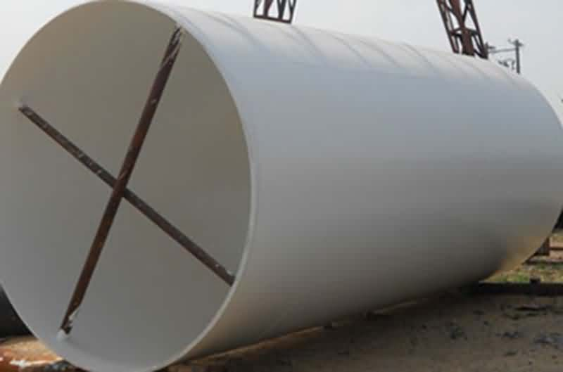 SSAW ASTM A53 Steel Pipe