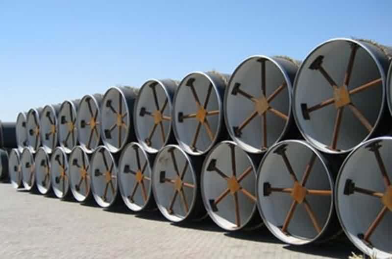 SSAW Steel Pipe API 5L GR.B-X56