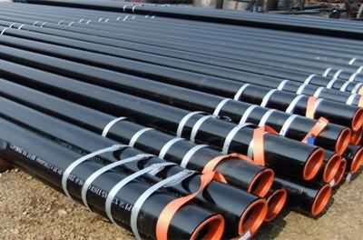Seamless Liquid Transport Pipe