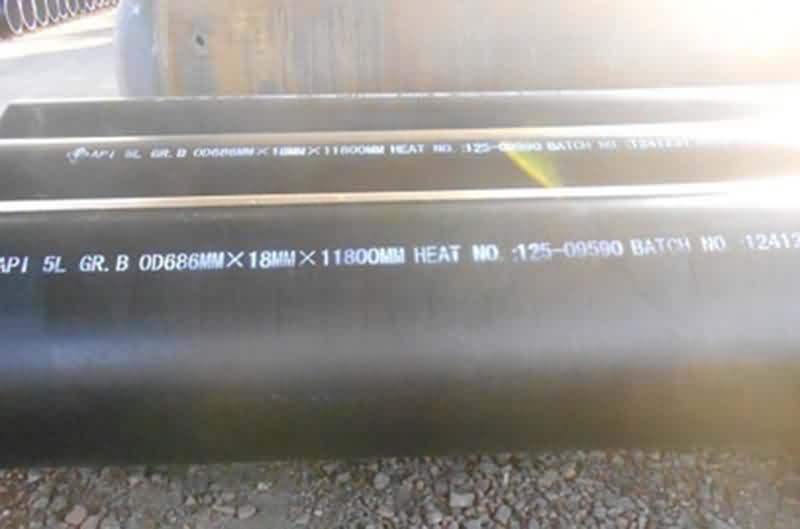 LSAW API 5L Steel Pipe