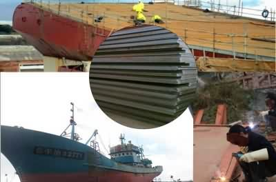 Shipbuilding and Offshore Engineering Steel Plate