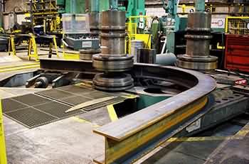 Steel Deep Processing